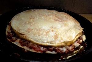 bolognai lasagne palacsintatésztából sütőben